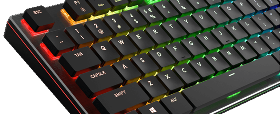 Cooler master SK 630 Gaming Keyboard In-Depth Review – Daily
